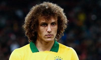 """David Luiz : """"ce fut un grand match"""""""