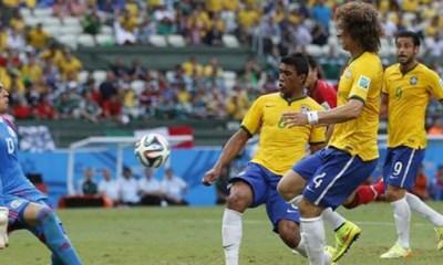 CdM - Silva et le Brésil repoussés par Ochoa