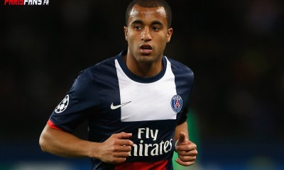 """Lucas veut """"faire un grand match"""" à Malmö et réitère son envie """"d'entrer dans l'histoire de la Ligue 1"""""""
