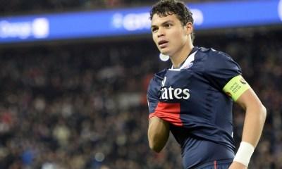 """Thiago Silva """"Beaucoup de respect pour ce maillot du PSG"""", le numéro 2 en l'honneur de Cafu"""