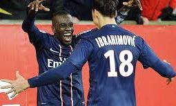 Blaise Matuidi- Un départ envisagé en 2012 par les dirigeants, stoppé par Ibrahimovic