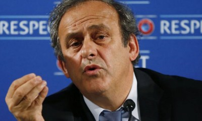 FIFA - La liste des 5 candidats pour la présidence, sans Michel Platini