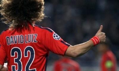 """LDC - PSG / Chelsea, David Luiz """"un match difficile avec des joueurs incroyables des deux côtés"""