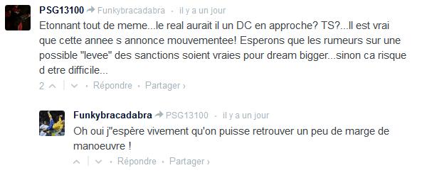 La communauté ParisFans casse le million !