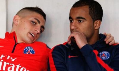 """CR7 au PSG """"impossible"""", Lucas et Verratti comme superstars?"""
