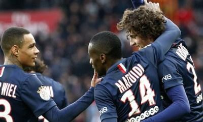 Adrien Rabiot rentre dans un Top 3 du PSG
