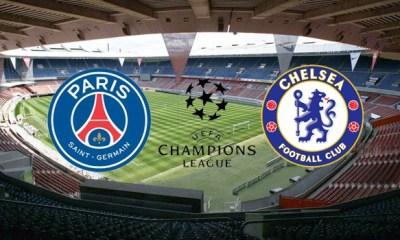 PSG / Chelsea : La composition officiel avec David Luiz au milieu