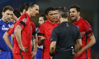 """LDC - Zlatan """"heureux"""" avec Silva et Luiz, a vu des """"bébés"""" à Chelsea"""