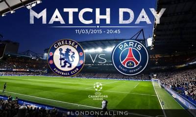 (LDC) Chelsea - PSG : les compos officielles
