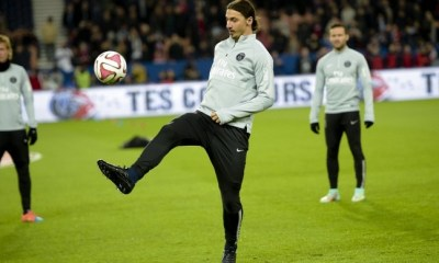 PSG – Ibrahimovic toujours avec des chaussures cirées
