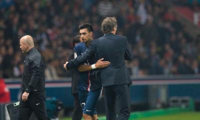 """PSG - Blanc envoie un message à Pastore, """"ça ne suffit pas"""""""