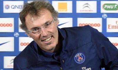 PSG-ASSE: Laurent Blanc heureux pour Cabaye