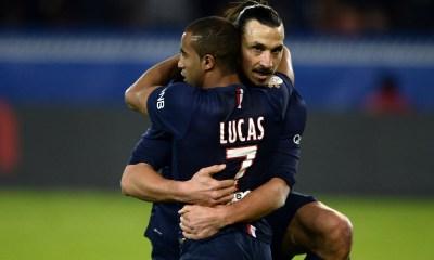 Lucas : Zlatan est un grand ami