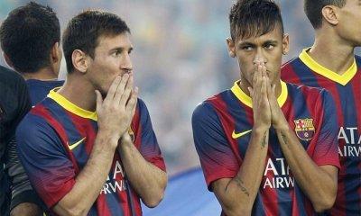 Mercato - L'intérêt du PSG pour Messi et Neymar fait rire le Barça