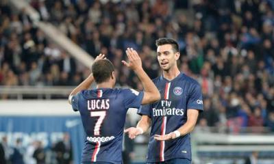 PSG - Lucas: «Je cherche à gagner tous les matchs»