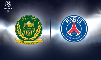 FC Nantes - PSG (0-2), 35e journée de Ligue 1, en live texte