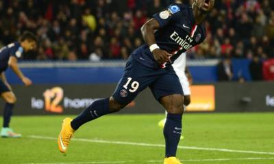 Serge Aurier le lateral le plus prolifique du PSG
