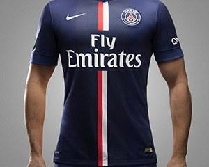 PSG - Le club 6e au classement des vendeurs de maillots en Europe