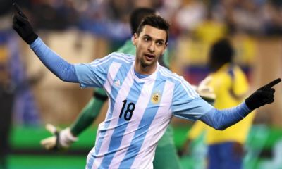 Copa America - Javier Pastore toujours titulaire pour la finale!