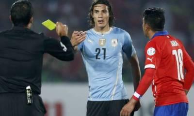 Copa America - Jara suspendu 3 matchs par la CONMEBOL