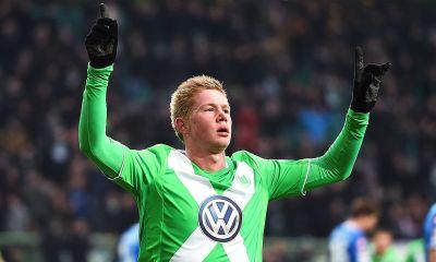 """Mercato - De Bruyne """"se verrait bien continuer à Paris"""" mais """"les discussions avec Wolfsburg seraient très compliquées"""""""