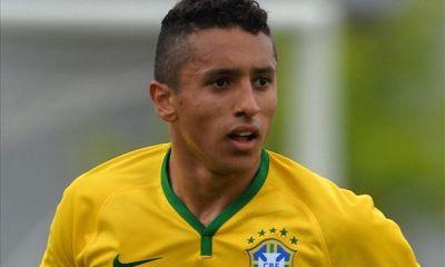 """Marquinhos est """"heureux d'être appelé"""" et admire Thiago Silva"""