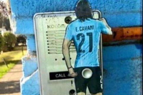 PSG - La sonnette Edinson Cavani, le détournement du doigt de Jara