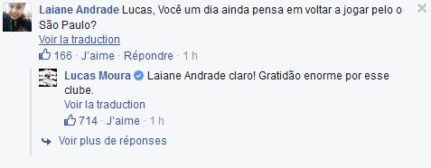 PSG- Lucas retournera à São Paulo dans l'avenir