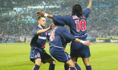 """Ronaldinho """"Je n'oublierai jamais Paris"""""""