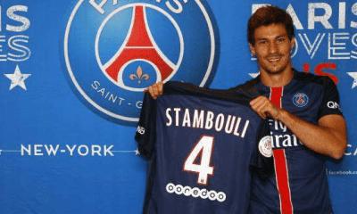 "PSG - Blaise Matuidi ""Avec Stambouli, cela se passe très bien"""