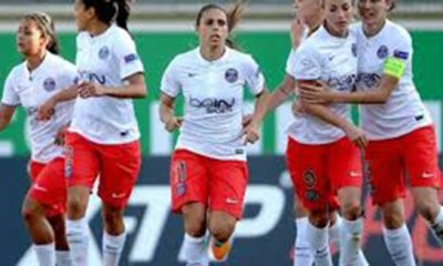 Féminines- Le Paris Saint-Germain en Suisse