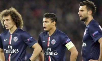 """PSG - Thiago Silva """"Il n'y en a qu'un ou deux comme Motta. Donc on essaie de le convaincre de rester"""""""