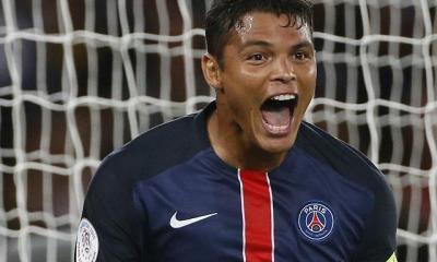 """Thiago Silva """"tôt pour dire que le PSG gagnera le titre"""", """"il n'y a jamais eu de problèmes de vestiaire"""""""