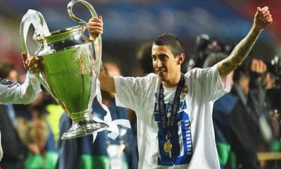 LDC - Di Maria est venu au PSG pour gagner la Champions League