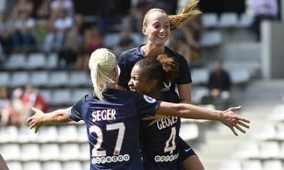 Féminines - Deuxième victoire consécutive pour le Paris Saint-Germain