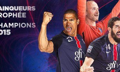 Hand- Le Trophée des Champions reste à Paris