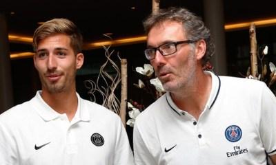 La surprise très sympas du PSG aux supporters, avec Trapp, Maxwell et Blanc
