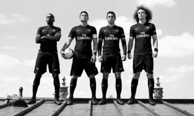 LDC – Le PSG portera son maillot noir contre le Shakhtar Donetsk