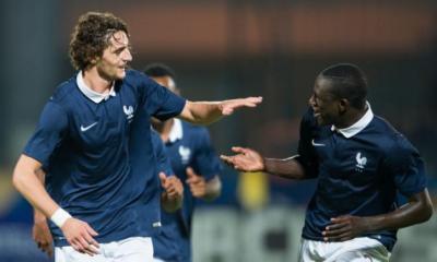Rabiot et Kimpembe sélectionnés avec l'Equipe de France espoir