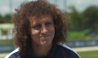 David Luiz interviewé par un jeune du club et évoque Verratti, Lavezzi et le Parc