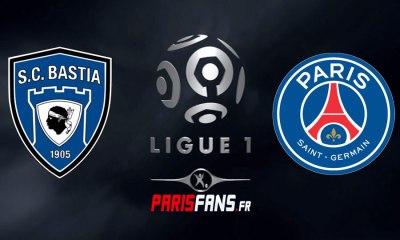 SC Bastia - PSG