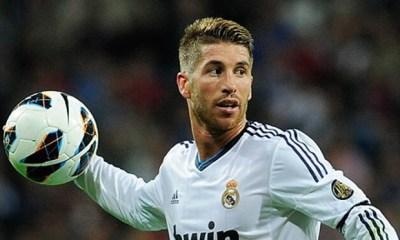 """LDC - Sergio Ramos : """"Le match était super, on est content du résultat"""""""