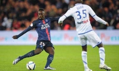 Augustin fait partie du top 5 des plus jeunes buteurs de l'histoire du PSG
