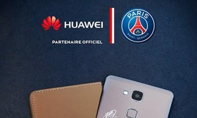 Huawei ne veut pas prolonger son partenariat avec le PSG, selon L'Equipe