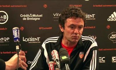 """PSG/FCL - Ripoll déçu du """"score un peu sévère"""" mais Lorient a """"donné une bonne image"""""""