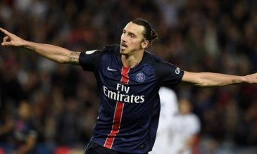 """Zlatan Ibrahimovic se moque des critiques et affirme vivre """"un moment fantastique"""""""