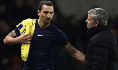 Zlatan Ibrahimovic serait ciblé par José Mourinho, selon The Sun