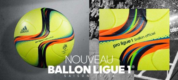 Ligue 1 - La LFP dévoile le ballon de la seconde partie de saison