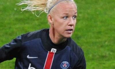 """Féminines - Le PSG """"tient à remercier Jessica Houara-d'Hommeaux et Caroline Seger"""""""