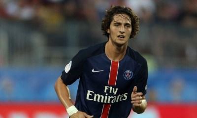 Mercato - Adrien Rabiot, cette fois c'est l'AC Milan qui s'intéresserait à lui